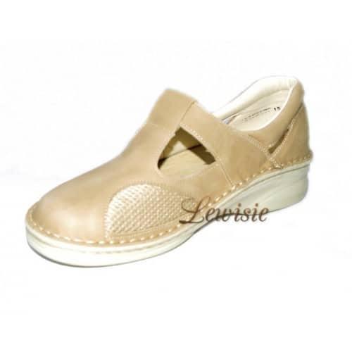 Orto plus 1501-02 Dámská obuv Béžová Hallux vel.38-43  dac08ce0d5