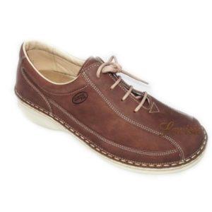 Orto plus 1790-40V Dámská zdravotní obuv široká hnědá vel.40-43 569dfc3b56