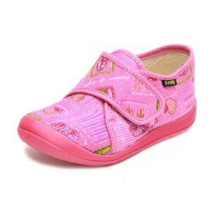 Peon Kids MI 001 DD Dívčí papuče – cvičky vel. 27 – 33  418d8170d4