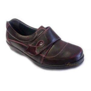 a1e7ddbe3444 Santé CS 4606 Maroon Dámská zdravotní obuv vel.42