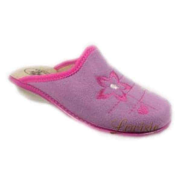 5fb2fb95132 Santé LX 214 ROSA růžová Domácí obuv vel.37