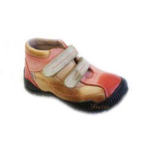 Santé N 730 5 61 21 91 Dětská obuv oranžová vel.24 a 26 ebf441319b