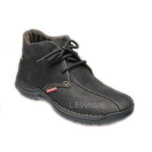 c9ede42a4e3 Santé PE 50303-04 Chocolate Pánská treková obuv vel.43