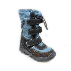 ESSI 1862 bordó Dětská zimní obuv vel.37 a 38  460c41007e