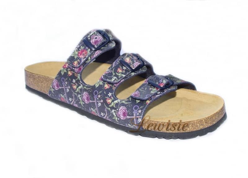 Bio Life 0001 Laura Blue Dámské pantofle vel.37-42  a6c38d54ef
