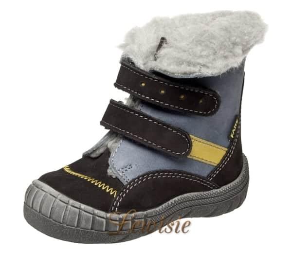 Fare 2146211 Dětská zimní obuv vel.20 a 21  a7ff746264