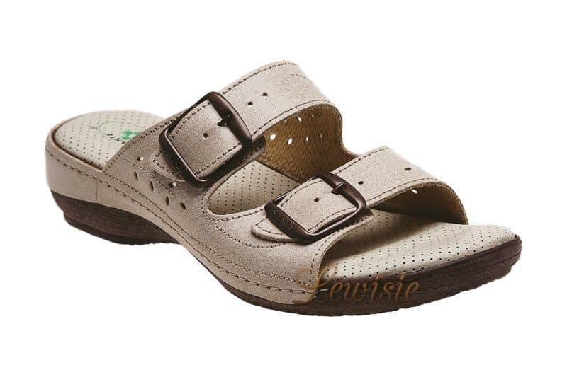 Santé N 124 3 26 béžová Dámský zdravotní pantofel vel.36-42  160b600da9