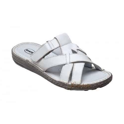 Santé VF 181 bílá Dámské pantofle vel.40 a 41  025fd06581