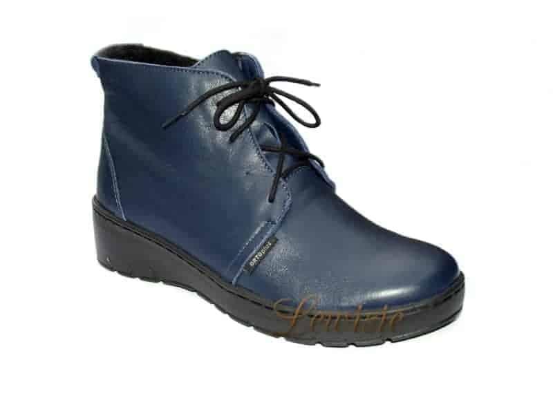 Orto plus 1324 436 Dámská zimní obuv modrá vel. 37 – 39  98e0763be1