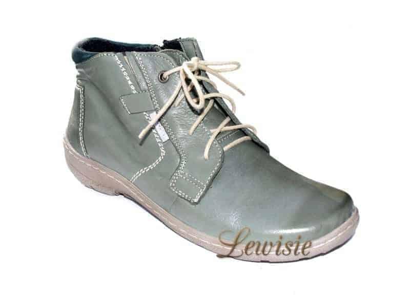 Orto plus 1475-244 zelená Dámská zimní obuv vel. 39 – 42  e7a3381492