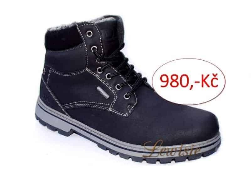 DK 1048-6 Outdoor Pánská treková obuv zimní vel.42-46  6736d07616