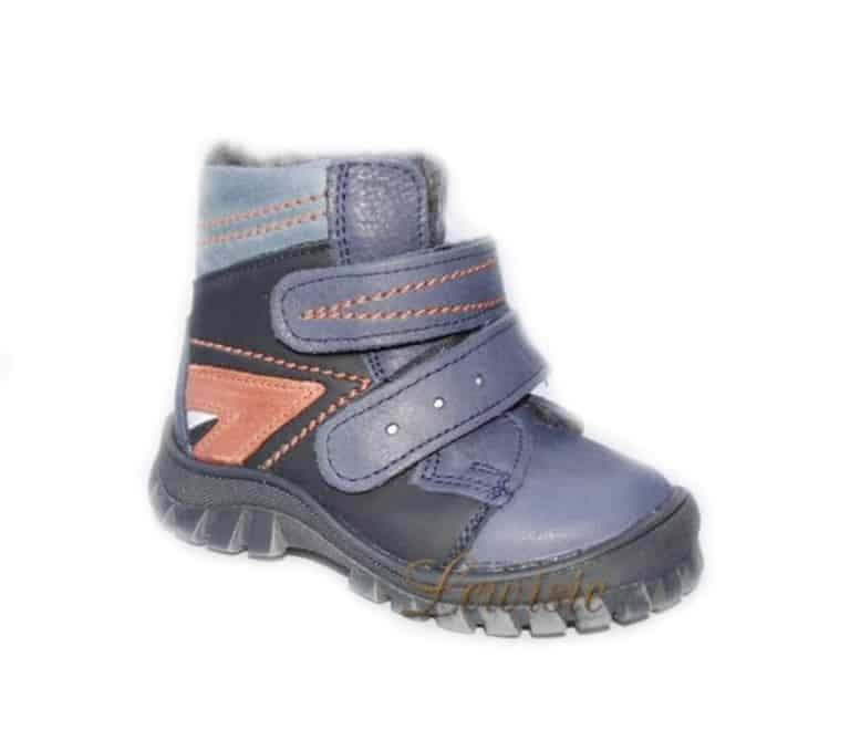 Dětská zimní obuv ESSI 1808 modrá vel.20-30  6834c40ee1