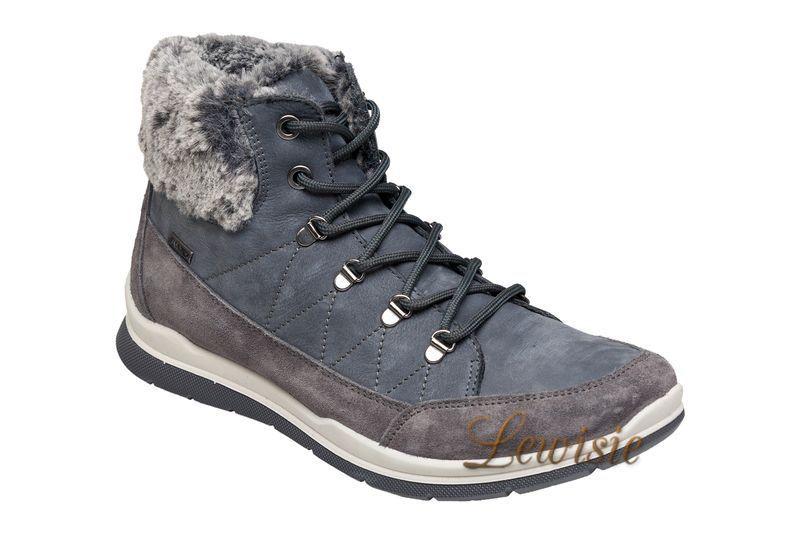 Santé IC 209458 GRIGIO Dámská zimní obuv vel. 39  012841ffa8
