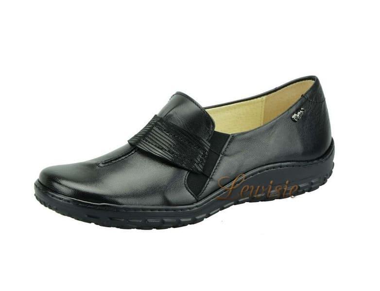ab17fb12d47f Peon TA 209-1L černá Dámská vycházková obuv vel.41 a 42