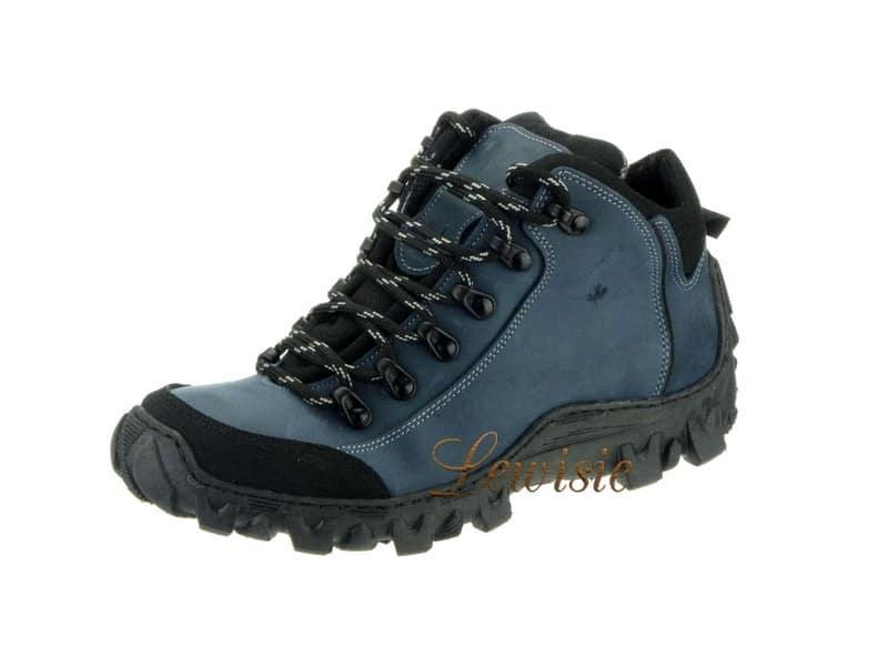 Peon KA Z122-3 modrá Treková obuv vel. 38 – 41  809360fd23