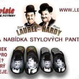 Dvojka, kterou zná celý svět – Laurel a Hardy