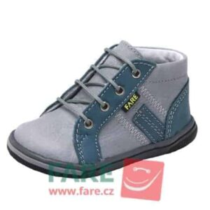 Fare 2154162 šedá Dětská vycházková obuv vel. 20 96cdb261b9