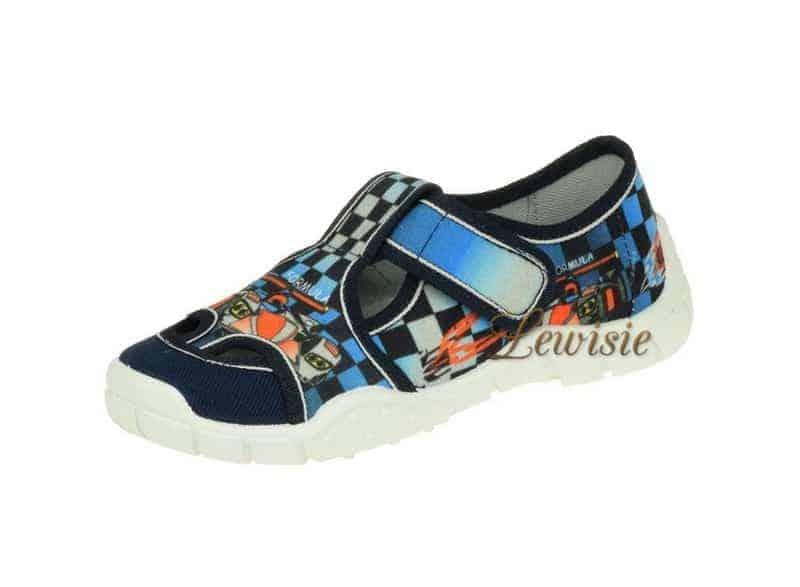 Peon Kids MI 018 AC Chlapecké papuče – cvičky vel. 27 – 36  0dae81c63b
