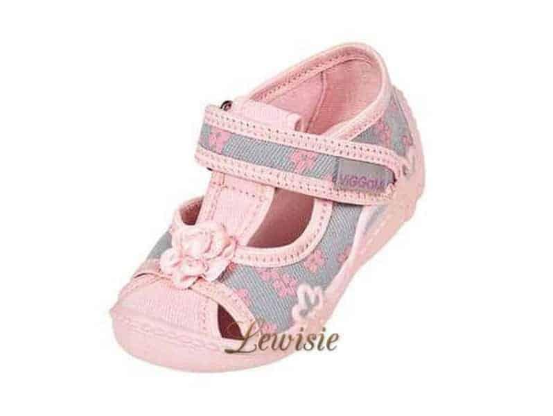Peon Kids MI 024 MK Dívčí papuče vel. 21 – 25  453a00833f