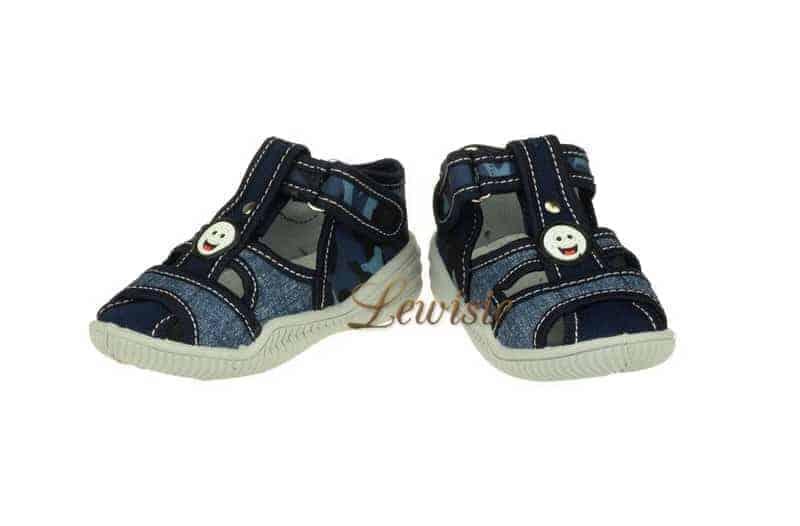 Peon Kids MI 024 SO Chlapecké papuče vel. 20 – 25  587ce7ef08