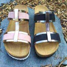 Máme nové modely – pantofle na klínku
